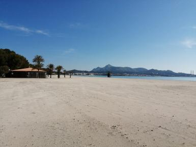 Spain's Institute for Touristic Quality was handing out its flags for beaches earlier this week