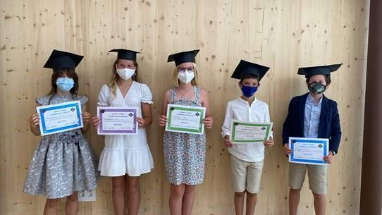 Queen's College Graduation