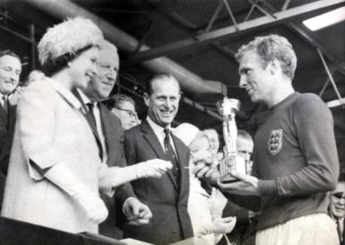 Where were you when England won the World Cup in July 1966?