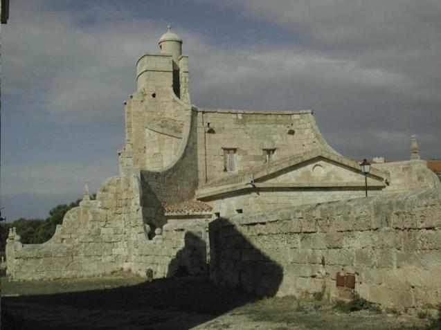 Lazareto de Mahon, Minorca.