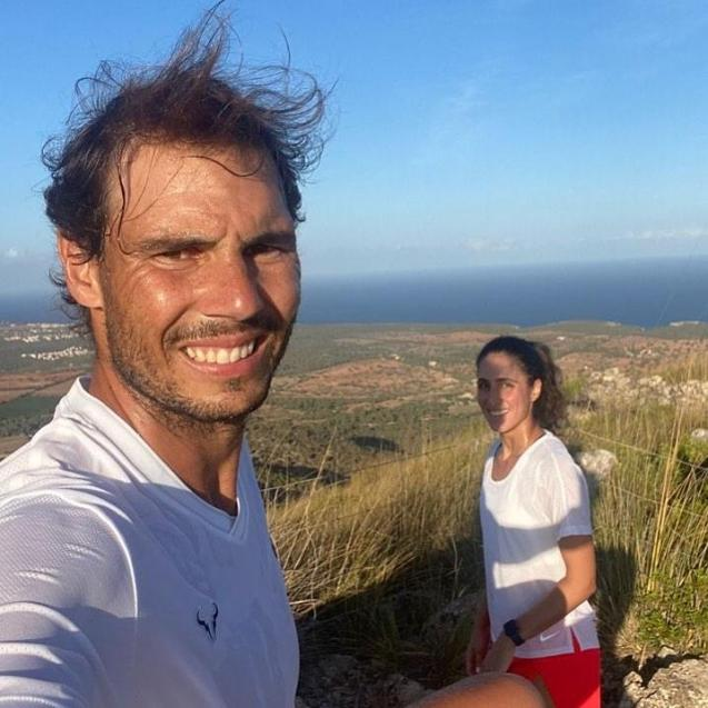 """Rafa Nadal on Instagram: """"Hiking, spectacular summer afternoons in Mallorca"""""""