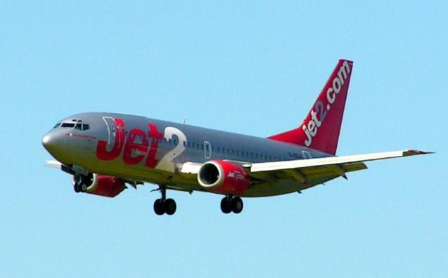 Jet2 travel statements.