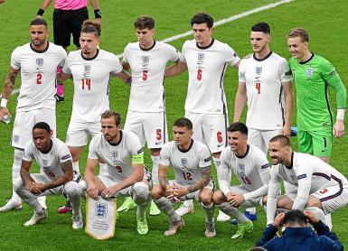 Soccer Football - Euro 2020 - Final - Italy v England