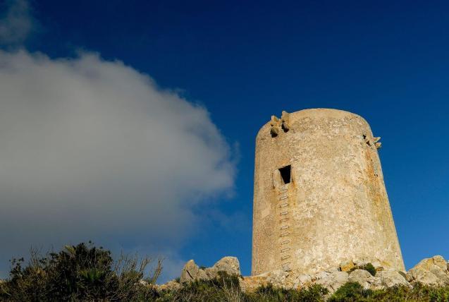 The Albercutx watchtower