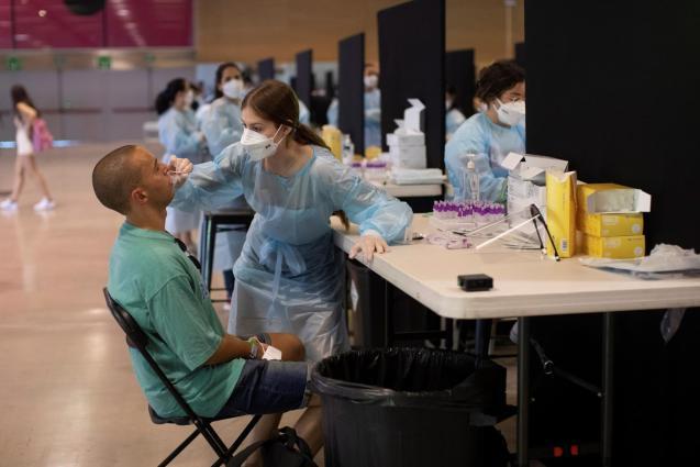 Testing for coronavirus