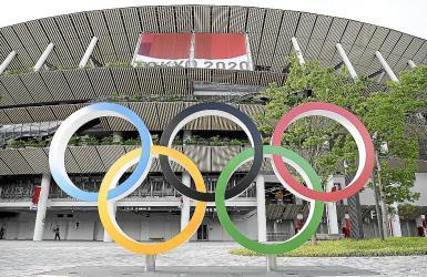 Tokyo 2020 games amid COVID-19 pandemic.
