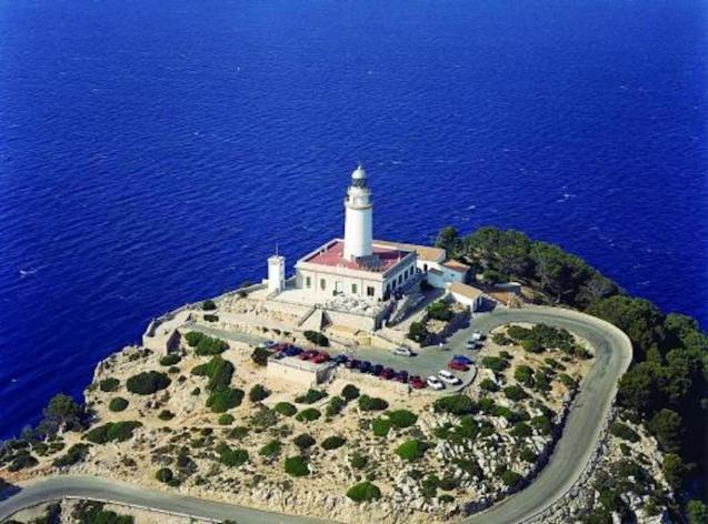 Cap de Formentor Lighthouse & Restaurant, Mallorca.