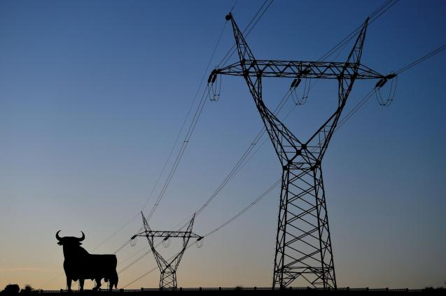 Power prices on the increase.