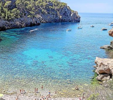 The highest rates of above 94% are expected in the Balearic Islands of Menorca and Mallorca.