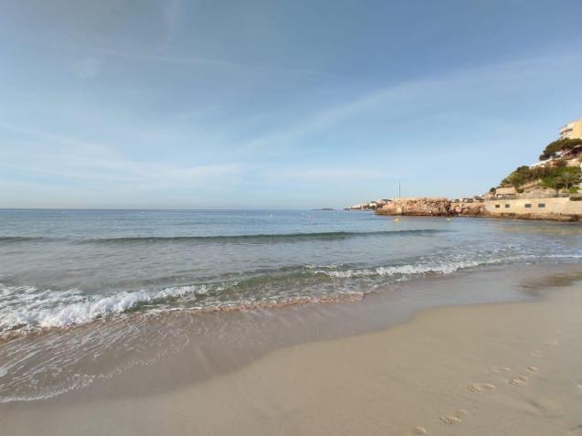 Sant Agusti beach, Mallorca.
