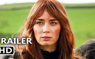 Wild Mountain Thyme Official Trailer (2020) Emily Blunt, Jamie Dornan, Drama Movie HD