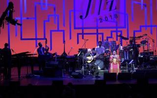 Grec 2021: Omara Portuondo Live At Tokyo Jazz Festival