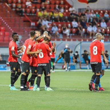 Real Mallorca made it a hat-trick of pre-season wins on Saturday night.