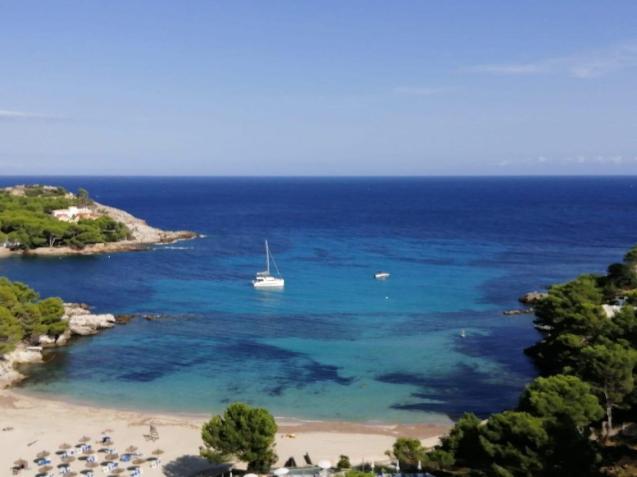 Cala Font de sa Cala, Mallorca.