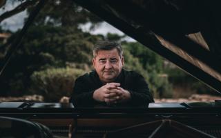 Palma born pianist Miquel Estelrich