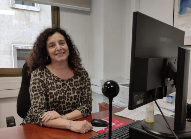 Margalida Servera, Deputy Director of Primary Care & Outpatient Emergency Care.