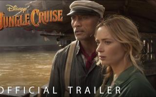 Disney's Jungle Cruise | Official Trailer