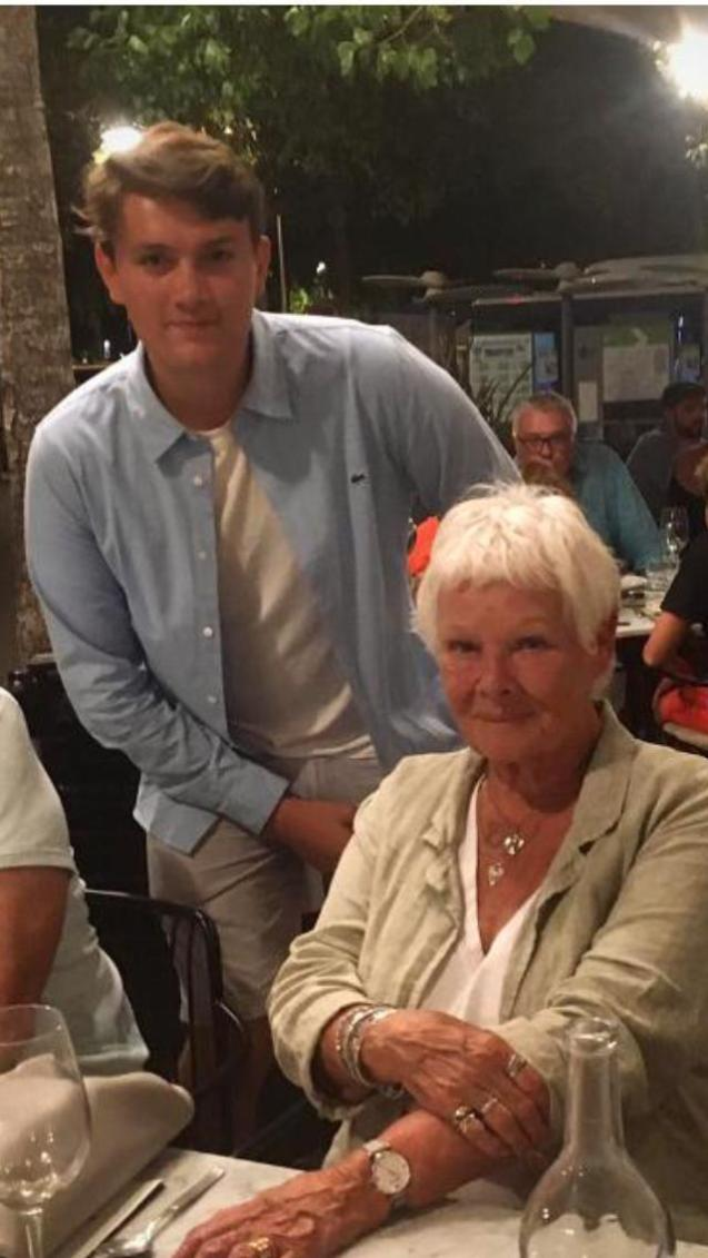 Judi Dench and another James!