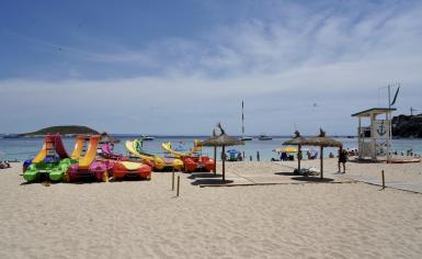 British ministers plan to warn holidaymakers against visiting destinations such as Spain