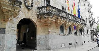 Palma court.