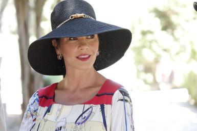 Catherine Zeta-Jones in a file photo.