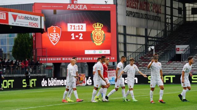Mallorca still unbeaten in pre-season