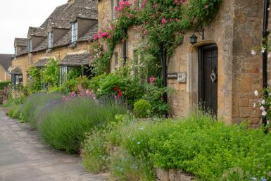 The Cotswolds also holds the world record for the number of genteel tea rooms it has within its boundaries