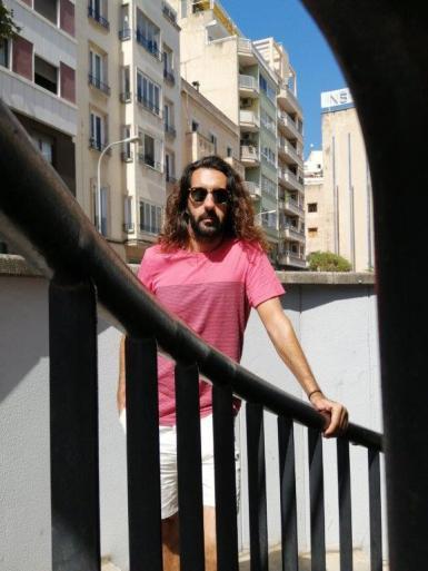 Pablo Bujosa Rodríguez in Palma last week.