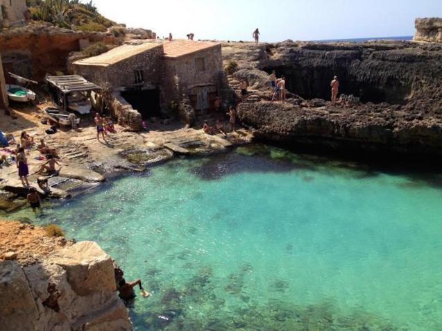 Cala s'Almoina, Mallorca.