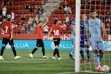 Mallorca win the 45th City of Palma cup 1-0.