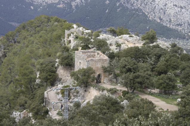 Alaro Castle, Mallorca