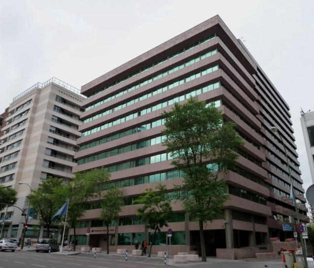 Headquarters of the United Nations World Tourism Organization