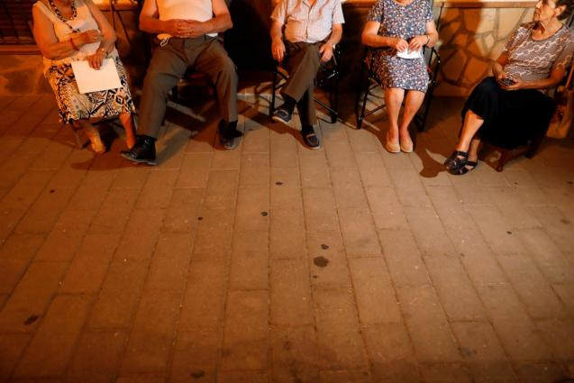 The village of Algar is seeking UNESCO world heritage status