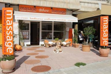 Bodhana Wellness Centre in Puerto Portals.