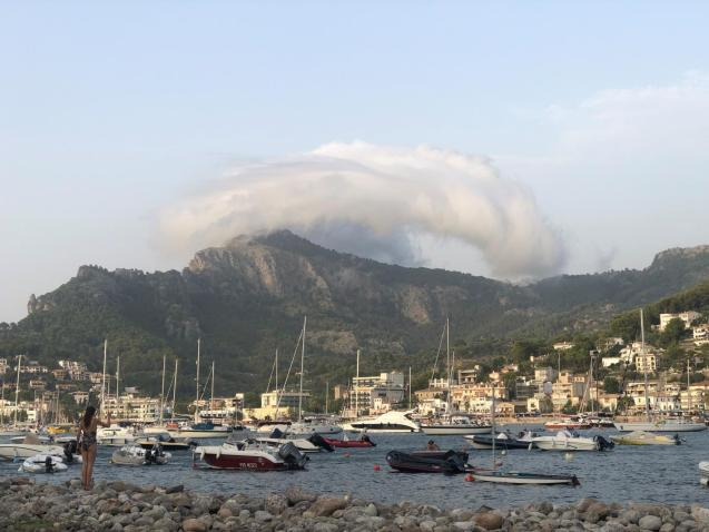 Soller politics are engaging us this week and it's all about the car park