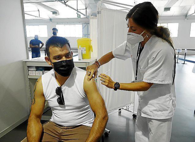 Vaccination in Menorca