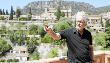 Michael Douglas. He and his family have been in Mallorca since May.