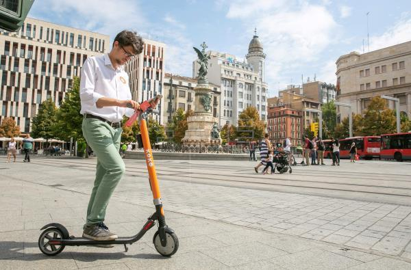 There have been a number of accidents involving electric scooters.