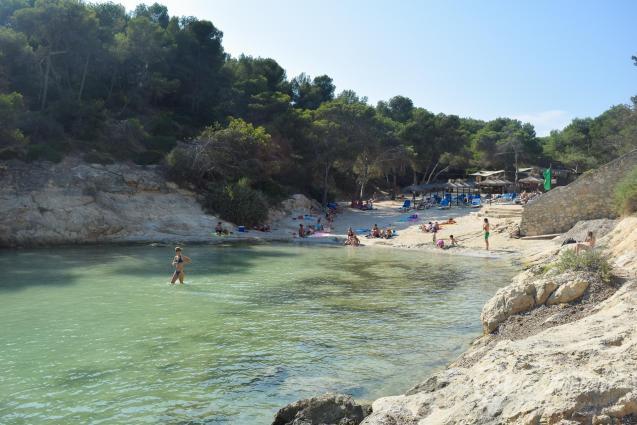 Cala Falcó, Calvia Mallorca