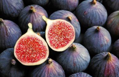 Beautiful Majorca figs.