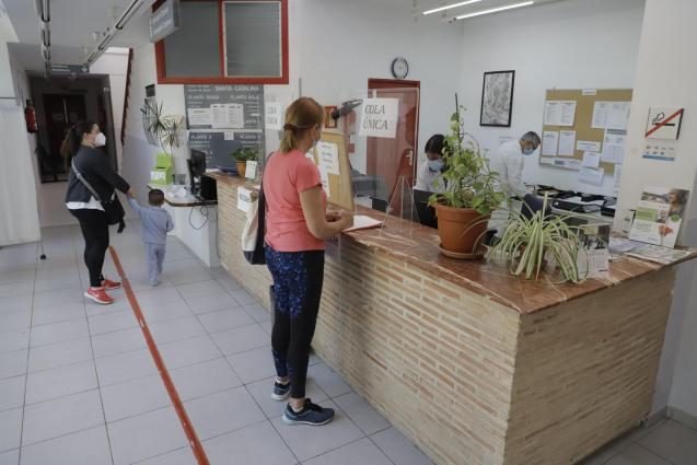 Health centre in Mallorca