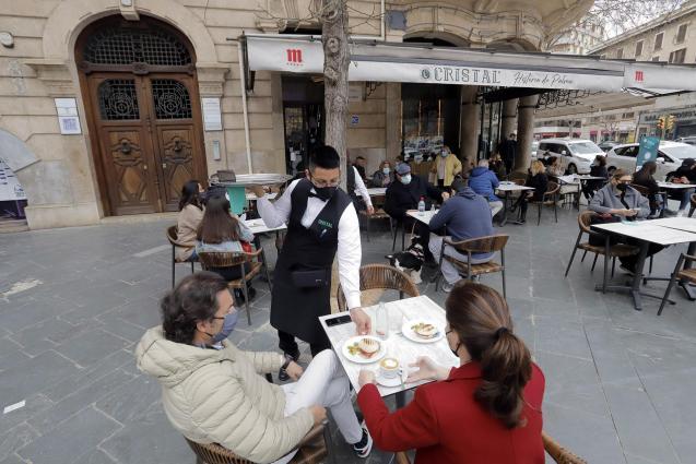 Bar Cristal in Palma, Mallorca