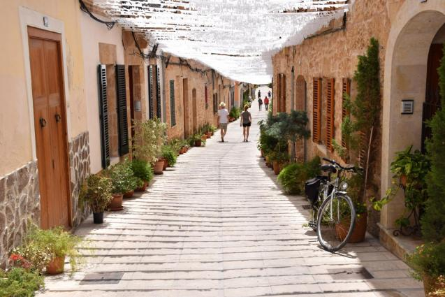 """Alcudia and Pollensa both officially became part of the network of """"Spain's most beautiful villages"""""""