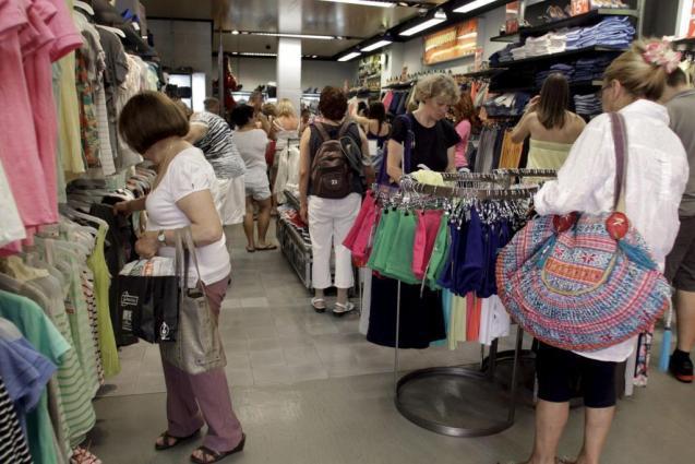Shop in Mallorca (pre-Covid days)