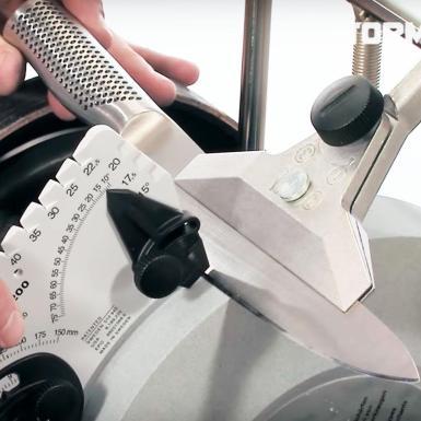 Doctor-knife