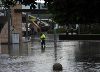Magalluf flooding