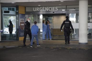 Son Espases emergencies unit has been under particular pressure.