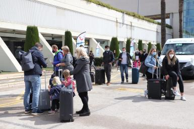 Mallorca typically attracts high numbers of German tourists during the autumn holiday break.