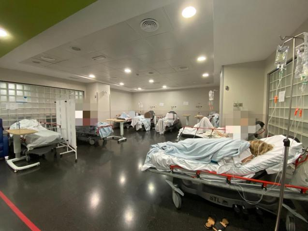 Emergencies, Son Espases Hospital, Palma