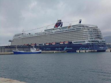 'Mein Schiff 2' Cruise Ship.